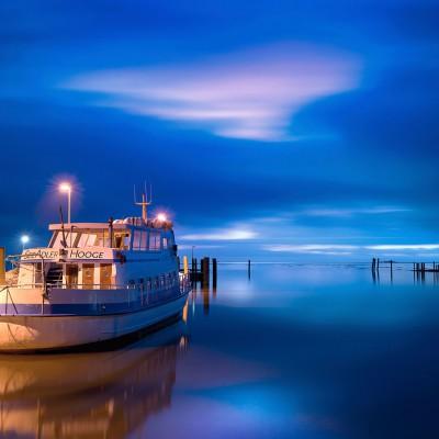 Schluettsiel | Nordsee | MS Seeadler Hooge 2012