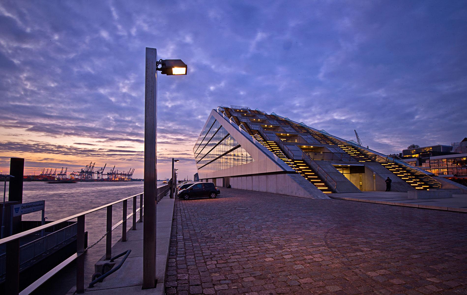 Hamburg Dockland 2012