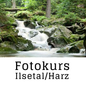 Fotokurs im Ilsetal / Harz
