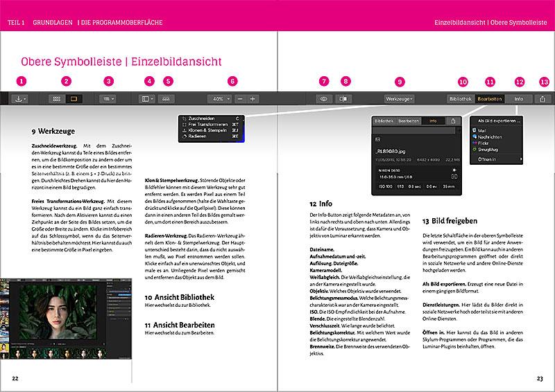 LUMINAR 3 Handbuch | Teil 1 | Die Bibliothek PDF