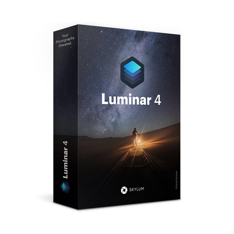 Luminar 4 Gutscheincode