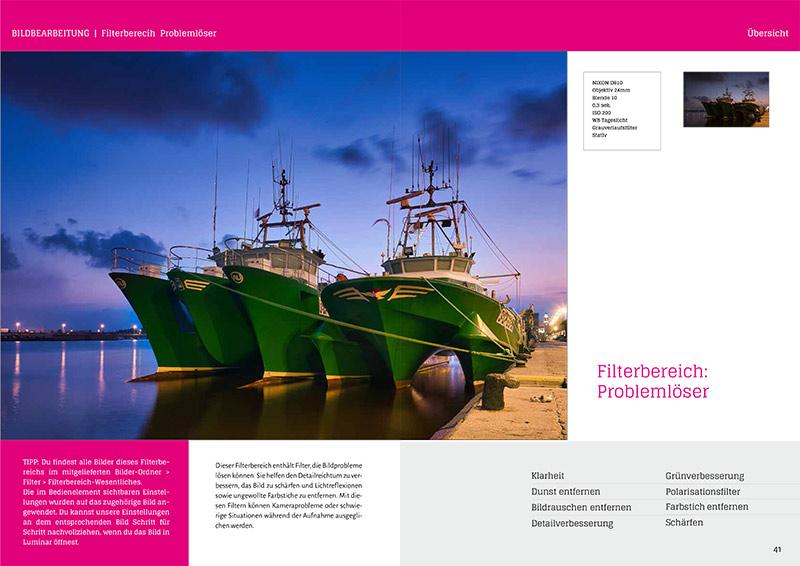 Luminar 3 Handbuch Teil 2 Bildbearbeitung