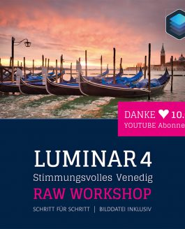 PDF Workshop + RAW Datei